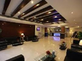 Airport Hotel Green Lotus Delhi Aerocity Mahipalpur, four-star hotel in New Delhi