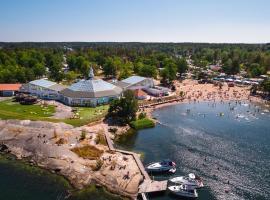 Västervik Resort, hotel in Västervik