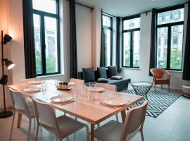 Smartflats Diamant, hotel in Antwerp