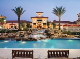 Holiday Inn Club Vacations At Orange Lake Resort, golf hotel in Orlando
