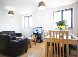 Crompton House Apartments, self catering accommodation in Barnet
