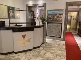 Hotel Croce Di Malta, מלון ליד פיאצה ונציה, רומא