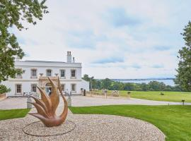 Lympstone Manor Hotel, hotel near Powderham Castle, Exmouth