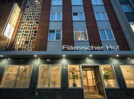 Hotel Flämischer Hof, Hotel in Kiel