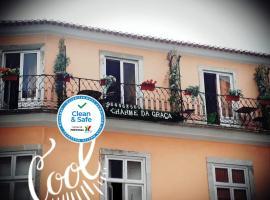 Charme da Graça, auberge de jeunesse à Lisbonne