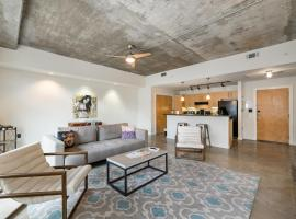 Kasa Austin Downtown Apartments, vacation rental in Austin