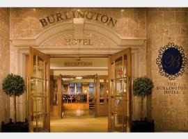 Macdonald Burlington Hotel, hotel in Birmingham