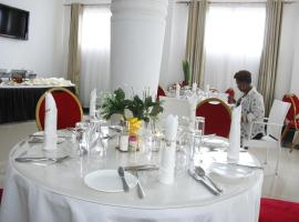 Garden Courts Hotel Masaka, hotel a Mbarara