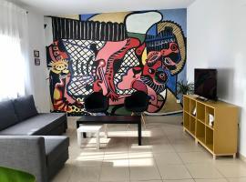 Apartamentos Élite Pablo Picasso, apartamento en Mérida
