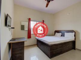 SPOT ON 75725 Sk Homestays, hotel in Dharmapuri