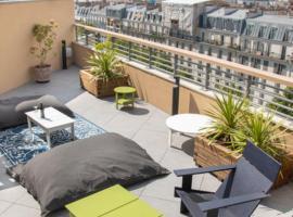 The People Hostel - Paris 12, hôtel à Paris près de: Bercy