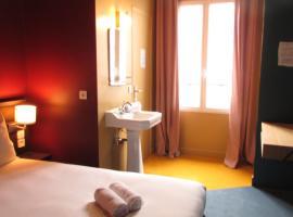 Untalented Hotel - Villette, hotel em Paris