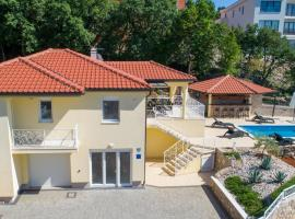Villa Sole, holiday home in Omišalj