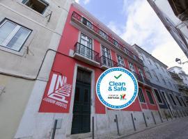 Inn Possible Lisbon Hostel, hostel in Lisbon