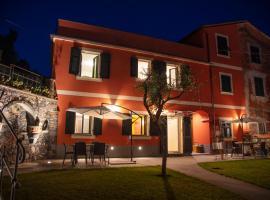 Casa Gardan, villa in Levanto