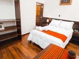 Emilia Hotel, hotel in Cusco