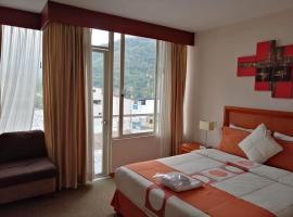 Hotel Samuria, hotel em Zamora