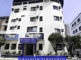 Exitotell Plaza, hotel em Guarulhos