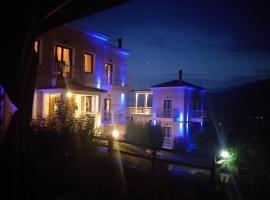 Epavlis Meteora Suites Hotel, hotel in Kalabaka