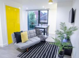 Royal Riverside Apartments, hotel in Sheffield