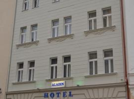 Hotel Aladin, hotel in Prague