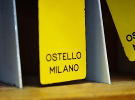 Hi! Ostello Milano, hôtel à Milan