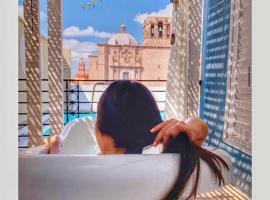 La Casa del Atrio, hotel 5 estrellas en Querétaro