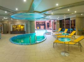 China-town hotel, hotel with jacuzzis in Kaliningrad