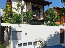 La Perla, guest house in Pipa