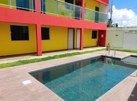 Zen Spa Houses, holiday home in São Miguel dos Milagres