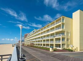 Days Inn by Wyndham Ocean City Oceanfront, отель в Оушен-Сити