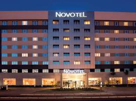 Novotel Porto Alegre Aeroporto, hotel with pools in Porto Alegre