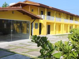 Donno Praia Pousada, pet-friendly hotel in Vera Cruz de Itaparica