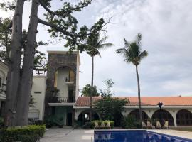 La Casona, отель в городе Лос-Мочис
