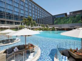 Hilton Manila (Staycation Approved)、マニラのホテル