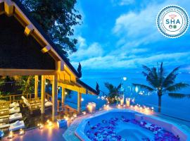 Royal Wing Suites & Spa, hotel in Pattaya South