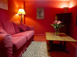 Stylish, Serviced Apartment. Ipswich Waterfront, apartment in Ipswich