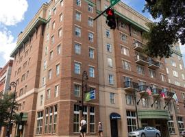 Holiday Inn Express Savannah - Historic District, an IHG hotel, hotel in Savannah