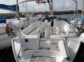 Jolly Roger Adventure, boat in Catania
