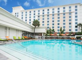 Holiday Inn & Suites Across From Universal Orlando, hotel in Orlando