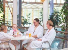 Imatran Kylpylä Spa Apartments, huoneisto Imatralla