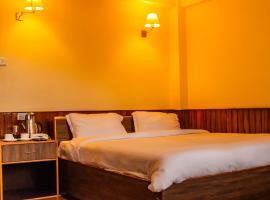 Hotel Central Inn, hotel in Darjeeling