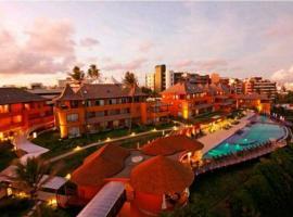 Pestana Lodge Paridise, hotel near Central Bus Station Salvador, Salvador