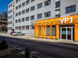 Hotel VP1, отель в Остраве