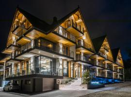 Aparthotel Prestige, ski resort in Zakopane