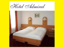 Hotel Admiral, hotel near Albertina Museum, Vienna