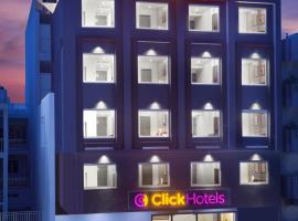 Click Hotel Jaipur, hotel near Pink Square Mall, Jaipur