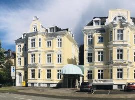 Hotel Kaiserhof Deluxe, Hotel in Lübeck