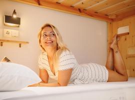 We Hostel Palma - Albergue Juvenil – hotel w pobliżu miejsca El Garito Cafe w Palma de Mallorca