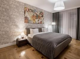 Cityhotel Apartments: Kiev'de bir otel
